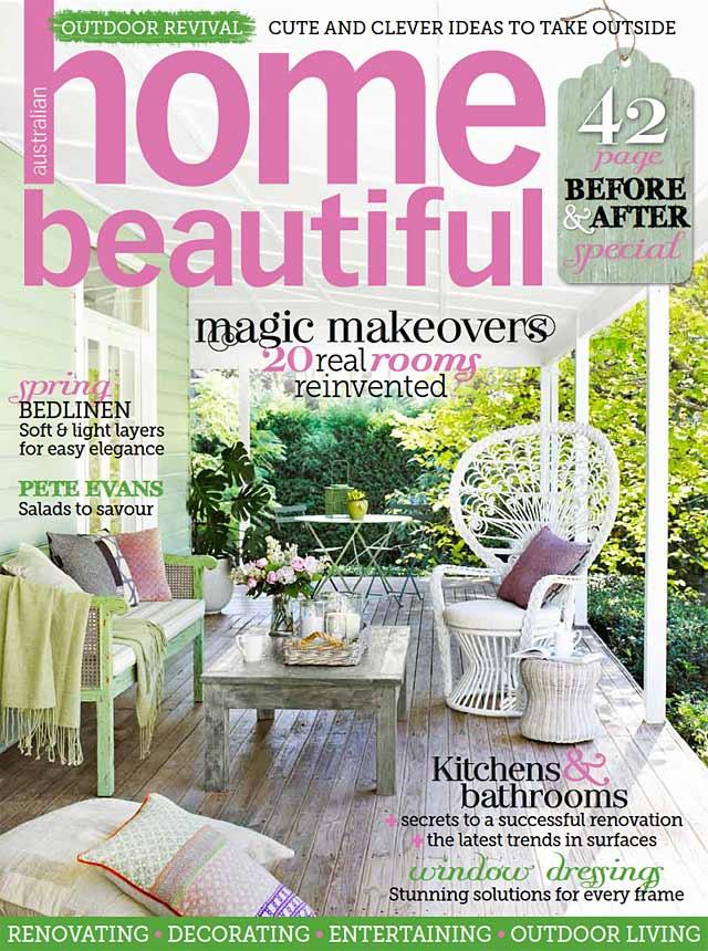 Home Beautiful Nov 2012 Burns Mccrave Design Interior